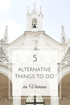 5 alternative things to do in Vienna - from travel blog: http://Epepa.eu