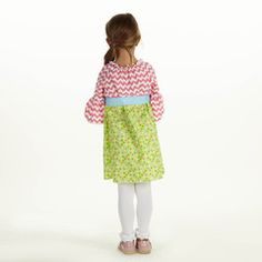 Check out this Pink Chevron Lime Multi Dot Sash Dress for $32 or find your favorite gifts at Lolly Wolly Doodle. Click on the link to receive three dollars off your next order!