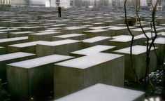 Jewish Memorial by Peter Eisenmann