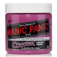Fleurs Du Mal Manic Panic Creamtone Haarfarbe
