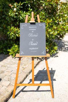 Le mariage d'Olivia et Alexis en Île-de-France | Photographe : Mélanie Alfonso | Donne-moi ta main - Blog mariage