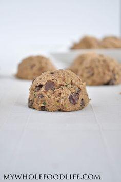 Zucchini Chocolate Chip Cookies (via Bloglovin.com )