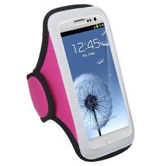 MyBat Vertical Pouch Universal Hot Pink Sport Armband 252 - No Package