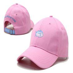 THE SK IPJACK SOUTHERN TIDE fish embroidered baseball caps curved brim hat visor bent outdoor golf visor hats