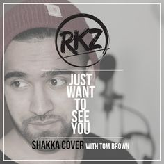 RKZ JustWantToSeeYou #cover #soul #UK