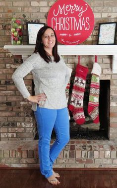 Cute pants! Cute sweater!      , my title says #15, I am just skipping right over 14.  After the disaster that was fix#13, CS set me up with a senior stylist who took a look at my Pinterest board and was excited to style me. …