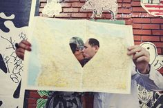 Jedd! I love this idea! I map of Mexico with a heart cut out??