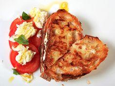 Recipe: Caprese Grilled Cheese
