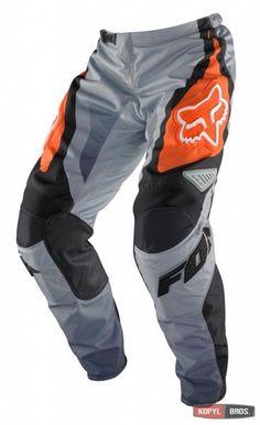 Мото штаны fox