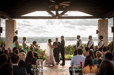 Vintage Villas Wedding Photography – Arbor Ceremony site  -Laura & Derek   Austin TX » Matt Montalvo Photography