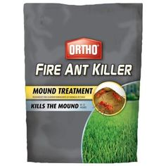 Ortho 4 lb. Ready-to-Use Fire-Ant Killer Mound Treatment-0258310 - The Home Depot