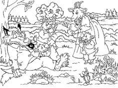 maerchen rumpelstilzchen   10derwolfunddie7geissleinkl   der wolf und die sieben geißlein
