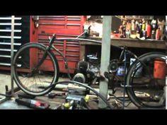 bike build 2015 makin a frame