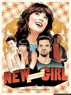 New Girl Love this show!!!