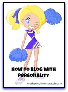 """Whenever we try to be someone other than who we are, the results range from insincere to disastrous. That applies to blogging as well. We might think we can """"fake"""" it because we're safely behind a computer screen, but the truth eventually surfaces. Trying to be someone else just becomes too exhausting."""
