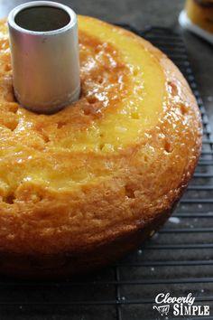 Moist Lemon Cake Recipe - Cleverly Simple®