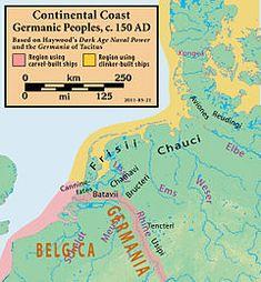 Friesland 150 na Chr.