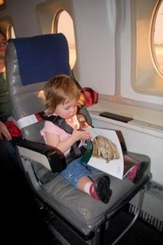 Do Kids Use Car Seats On Planes