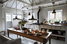 Virlova Interiorismo: [Interior] Un refugio vintage industrial para el invierno