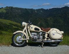 1959 BMW R50 on Alpine Road - History of BMW motorcycles - Wikipedia, the free encyclopedia
