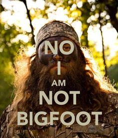 Bigfoot??