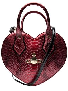 Hearts:  Vivienne Westwood #Heart Tote.