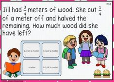 Distance learning is a challenge and requires a lot of prep. These Boom Cards are perfect for helping your students learn from home and are ready to go! 52 questions that will challenge your students and allow them to apply their knowledge in solving word problems. Boom Cards are engaging and easy to use! Student Learning, Teaching Math, Maths, Teaching Resources, Kids Math Worksheets, Math Activities, Daily Math, Math Words, Math Word Problems
