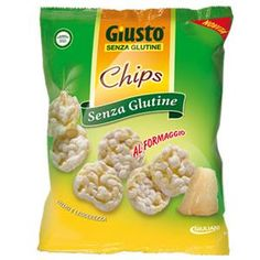 GIULIANI SpA Giusto Chips Al Formaggio Senza Glutine 30g a soli 0,83€