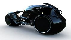 Motorcycles of the Future Vid
