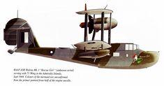 Walrus MkI RAAF 71 Wing Rescue Girl Admiralty Islands Sep 1944