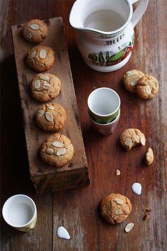 Lebkuchen - German Christmas Ginger Cookies