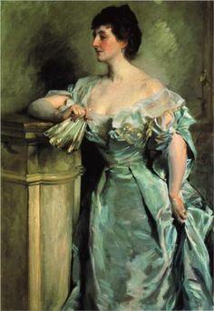 Lady Meysey Thompson - John Singer Sargent