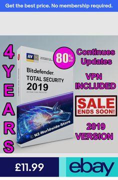 ebay bitdefender 2019