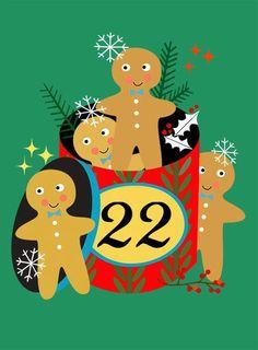Day 22 of the Christnas Countdown by Elisandra Sevenstar 2015
