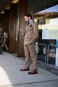 Men's Street Style, Pitti Uomo