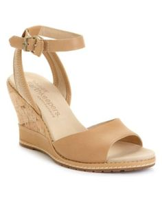 Timberland Women's Shoes, Maeslin Cork Sandals