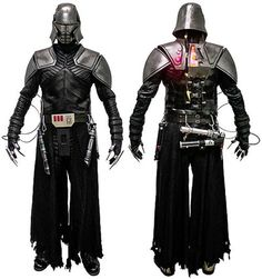 Star Wars: The Force Unleashed Cosplay -- Lord Starkiller Cosplay Costume Version 01