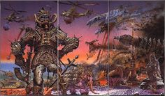 War by Patrick Woodroffe