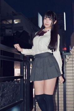 icu ~ Pin on School girl Japan ~ This Pin was discovered by Oscar Medellin. Discover (and save! School Girl Japan, Japanese School Uniform Girl, Japan Girl, School Girl Fancy Dress, School Girl Outfit, Girl Outfits, School Uniform Fashion, Beautiful Japanese Girl, Beautiful Asian Girls