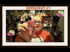 Giveaway #1!