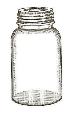 Vide Jar : le timbre en caoutchouc non monté par vintagebliss