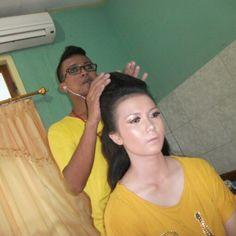 Hasil makeup