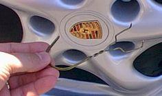 Wheel Cap Remover Porsche Boxster