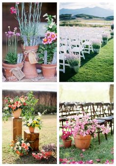 Not only cut plants can give joy but also potted ones! Use potted flowers, succulents, various greenery for making centerpieces, arches, lining the aisle . Potted Plant Centerpieces, Wedding Table Centerpieces, Flower Centerpieces, Potted Plants, Flower Arrangements, Wedding Decorations, Potted Flowers, Red Flowers, Beautiful Flowers