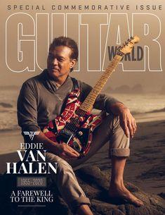 Eddie Van Halen, Alex Van Halen, Kyle Gass, Easy Guitar Chords, Tenacious D, You Really Got Me, Famous Guitars, Guitar Magazine, Best Guitarist