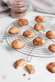 Chai-Honig-Cookies Rezept von feiertäglich #ichbacksmir #honig