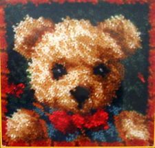 Fabric embroidered picture