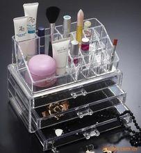 Bo tes de maquillage sur pinterest maquillage adolescent - Rangement maquillage acrylique ...