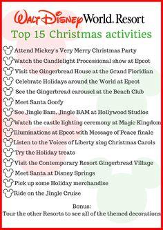 Christmas at Walt Disney World | Holidays at Walt Disney World | Mickey's Very Merry Christmas Party