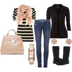 pink+stripes is divine